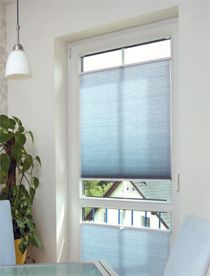 wabenplissee nach ma duette und faltstore duo. Black Bedroom Furniture Sets. Home Design Ideas