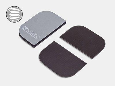 magnetgriffe f r fl chenvorh nge von kadeco gibts bei. Black Bedroom Furniture Sets. Home Design Ideas