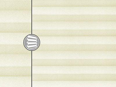 saturn kadeco plissee 20766. Black Bedroom Furniture Sets. Home Design Ideas