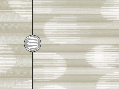 molino kadeco plissee 21304. Black Bedroom Furniture Sets. Home Design Ideas